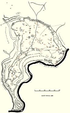 3cdf1bb175 Armenian Architecture - VirtualANI - Maps and Plans of Ani